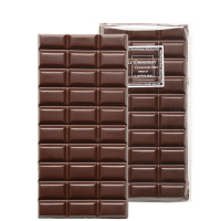 Tablettes de chocolat noir