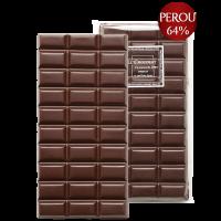 Tablettes Pur Origine - Pérou 64%