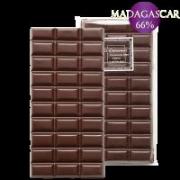 Tablettes Pur Origine - Madagascar 66%