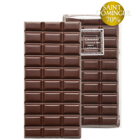 Tablettes Pur Origine - Saint Dominique 70%