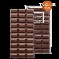 Tablettes Pur Origine - Tanzanie 75%