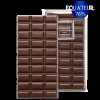 Tablettes Pur Origine - Equateur 76%