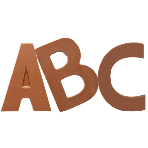 Alphabet lait