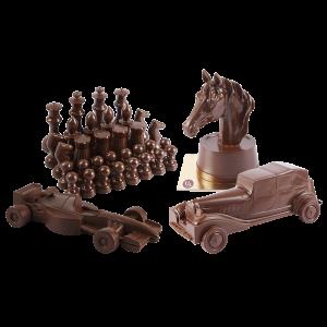 Divers chocolat noir